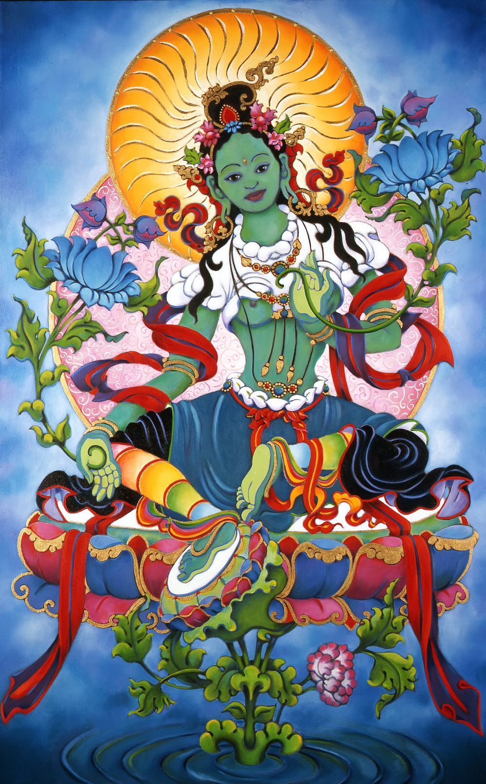 Princeton buddhist